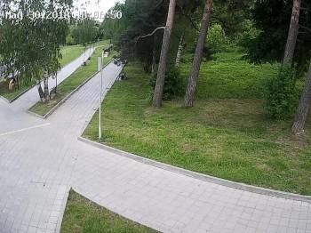 Парк Покровский, аллея