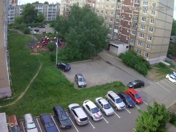 ул. Ломоносова 2, двор