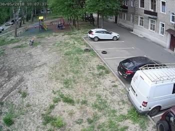 ул. Михеенко 5, Двор