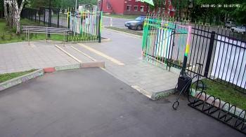БР - ул. 2-я Рабочая, центральный вход