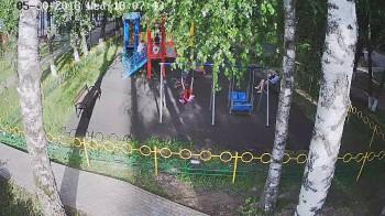 Ашукино, Детская площадка