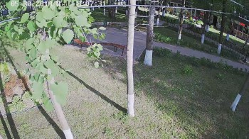 Ашукино, Сквер