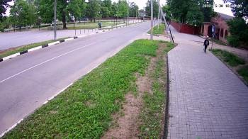 Пешеходная зона, Тропинка 1