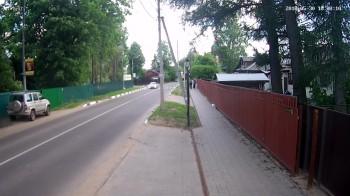 Пешеходная зона, Тропинка 2