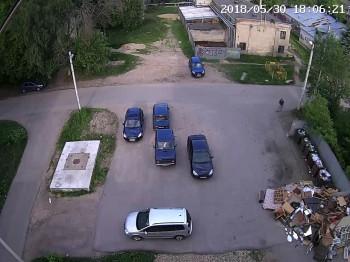 ул. Жуковского 2, котельная, баня, парковка