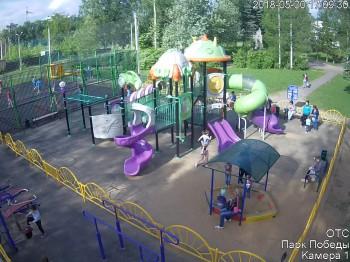 Парк Победы, детская площадка 1