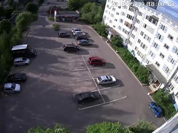 ул. 1-я Хотьковская 26а, двор