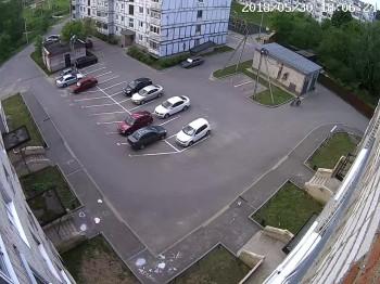 ул. Октябрьская 8а, двор