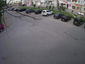 Камера ОТС Стоянка
