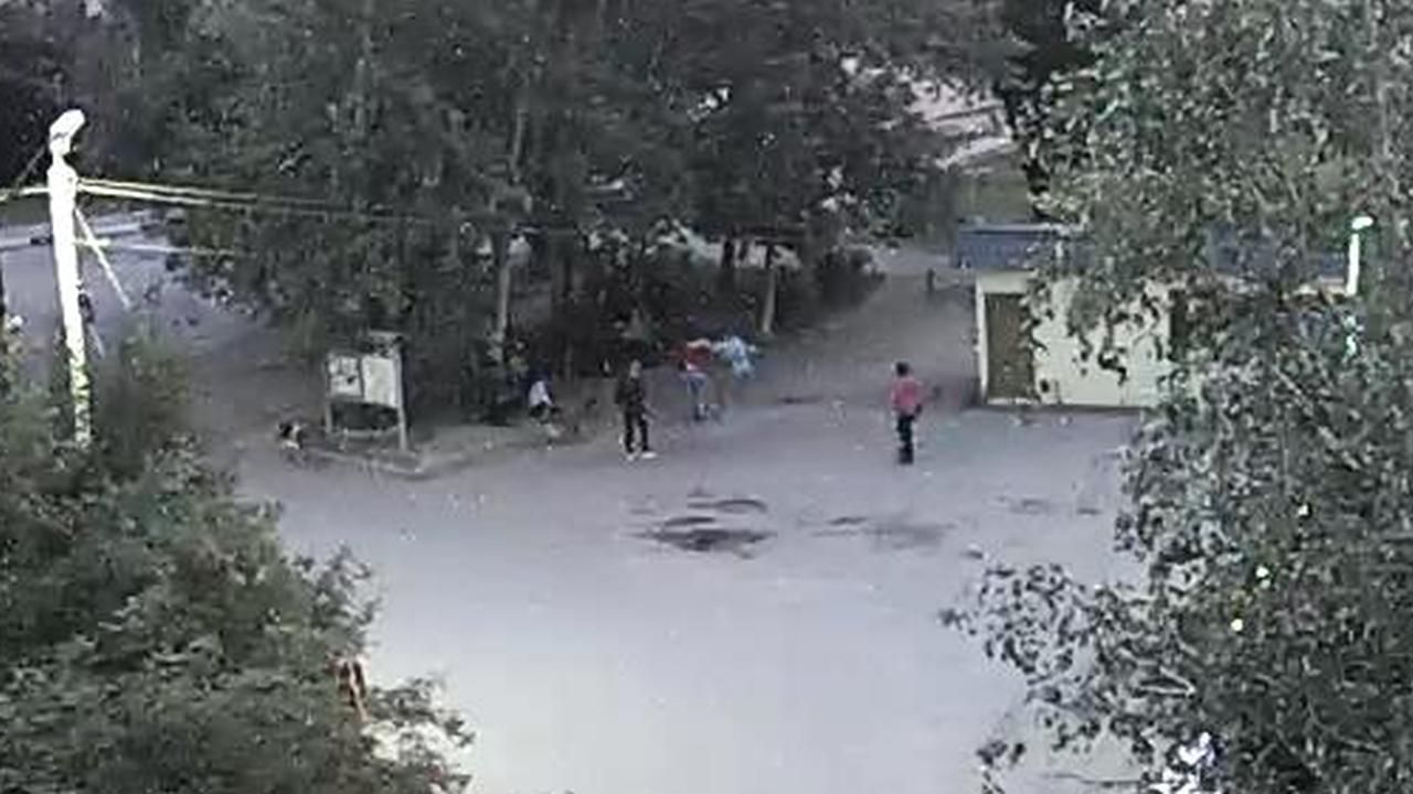 Драка на улице Седина - 2